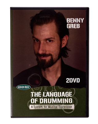 Hudson Music Benny Greb The Language DVD G