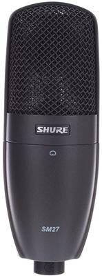 Shure SM27-LC Großmembran-Kondensatormikrofon
