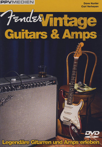 PPV Medien Fender Vintage Guitars DVD
