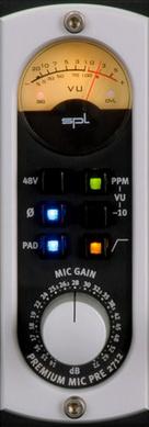 SPL Premium Mic-Pre RPM