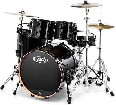 DW PDP BX Standard SOB /Millenium Drumset