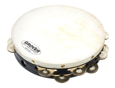 Grover Pro Percussion Tambourine T2/GS