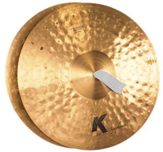 """Zildjian 19"""" K' Symphonic"""