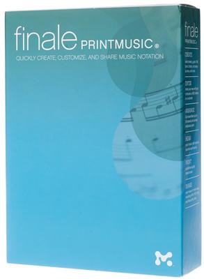 MakeMusic Finale PrintMusic 2014 E