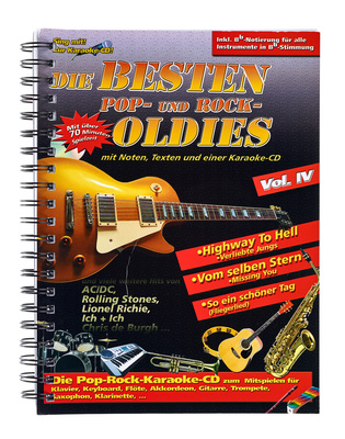 Streetlife Music Pop Rock Oldies Vol.4