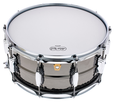 "Ludwig LB417K 14"" x 6.5"" Black Beauty"