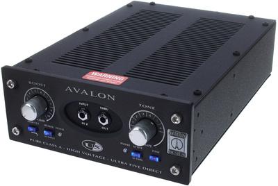 Avalon U5 Black
