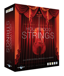 EastWest QL Hollywood Strings Gold Ed