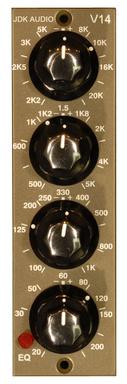 JDK Audio V14 4 Band VPR500 EQ