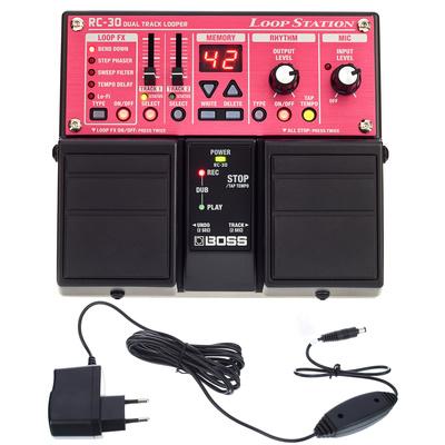 Boss RC-30 Power-Set