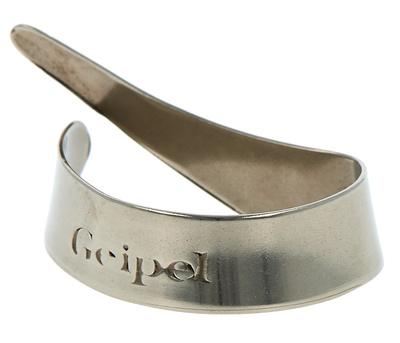 Geipel Thumb Pick Nickel Silver 8