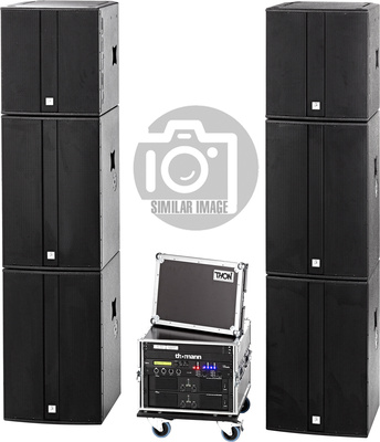 the box pro Achat 112/118 Amp Bundle