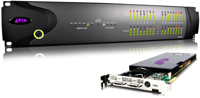 Avid Pro Tools HDX 16x16 Digital