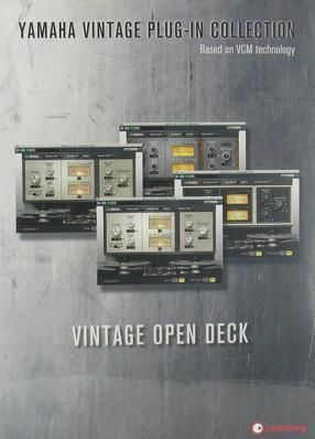 Steinberg Yamaha Vintage Open Deck
