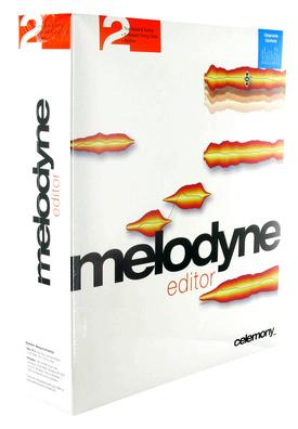 Celemony Melodyne Editor 2 Update V1