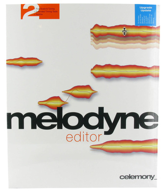 Celemony Melodyne Editor 2 Upgrade Uno