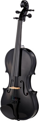 Stagg VN 4/4-TBK Black Violin 4/4