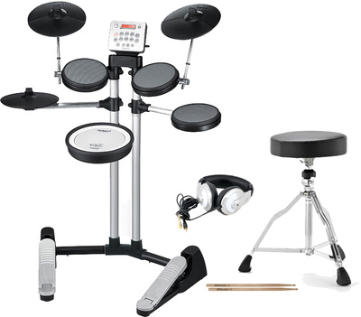 Roland HD-3 V-Drum Lite Set Bundle