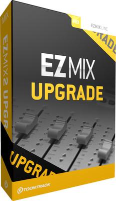 Toontrack EZmix 2 Upgrade