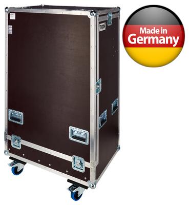 Thon Tour Case for 5 Guitars/Basses