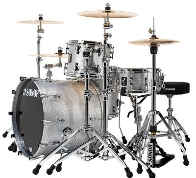 Sonor ProLite Studio 1 Silver -Gloss