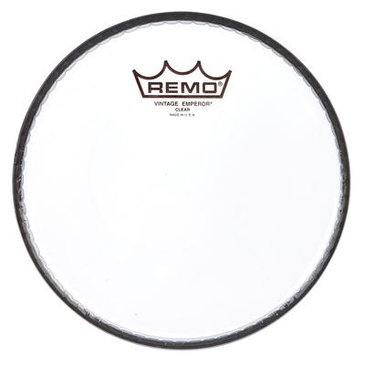 """Remo 13"""" Vintage Emperor Clear"""
