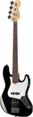 Fender AM Std J-Bass RW BLK FL