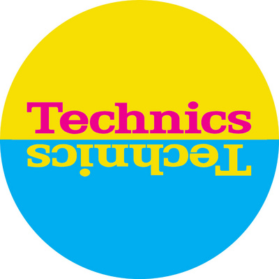 Technics Slipmat Sunset 1