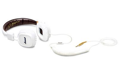 Marshall Headphone Major White