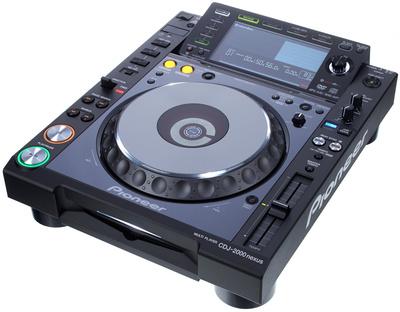 Pioneer CDJ2000 NXS
