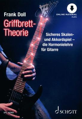 griffbrett-theorie: sicheres skalen- und akkordspiel - die harmonielehre für gitarre download