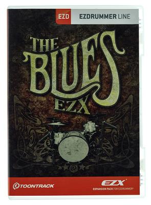 Toontrack EZX Blues