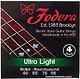Fodera Nickel Ultralight 4-String Set